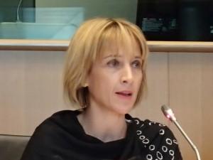 Sonia RAMOS (Directrice générale du soutien aux victimes du terrorisme au ministère de l'Intérieur espagnol)