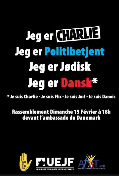 rassemblement Danemark