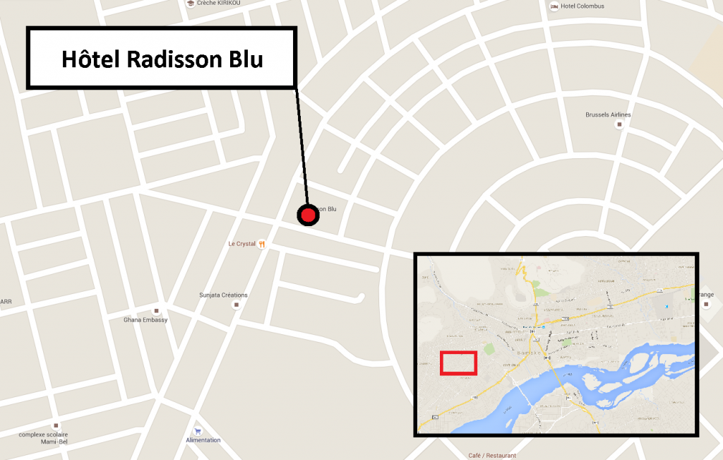 carte radisson blu