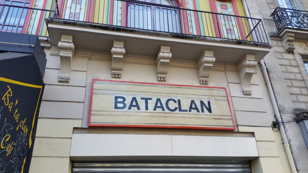 Photo Bataclan